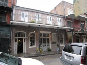 The Gumbo Shop in New Orleans