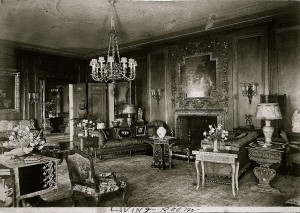 Alder Manor Living Room