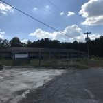 Derelict Motel Occupies the Hill Major J.R. Boyce Tried to Take