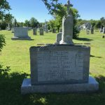 No Surprise: Isaie Gingras Was Buried in a Catholic Cemetery